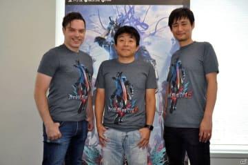 (左から)マシュー・ウォーカー氏、伊津野英昭氏、岡部眞輝氏