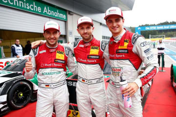 DTM第17戦:アウディドライバーたちがアシストしラストが3連勝。首位はディ・レスタが浮上