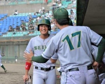 西南大15安打10得点 福岡大に快勝、再び単独首位 九州六大学野球