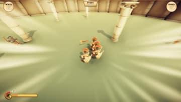 シールドアクション『Shield Impact』「プレイヤーは武器を持っておらず、あるのは盾だけです」【注目インディーミニ問答】