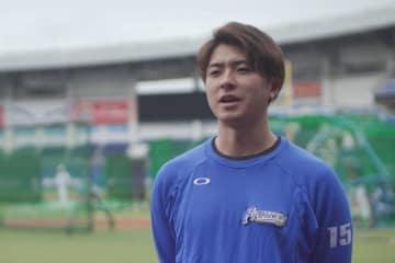 日本ハム・上沢直之【写真提供:DAZN「野球ラボ」】