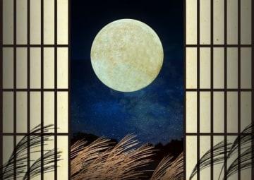月を愛し、月に泣き、月に願う… 古典文学に描かれる「月の眺め」
