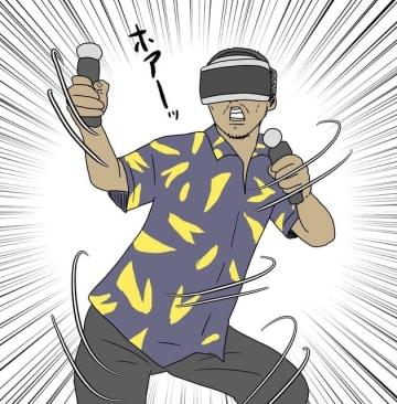 【吉田輝和のTGS絵日記】PSVRリズムアクション『Beat Saber』気分はジ◯ダイの騎士!