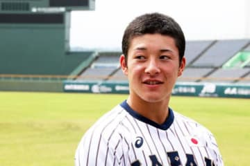侍ジャパンU-18代表に選出されていた吉田輝星【写真:Getty Images】