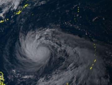 台風接近 投票へ影響懸念 知事選 陣営、期日前を強化