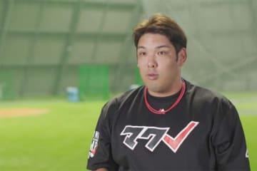 ロッテ・井上晴哉【写真提供:DAZN「野球ラボ」】