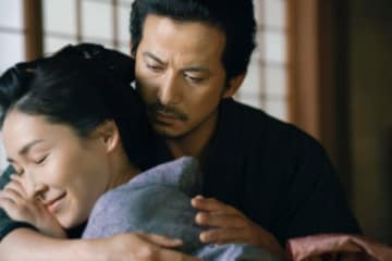 岡田准一と麻生久美子が夫婦役『散り椿』 - (C) 2018「散り椿」製作委員会