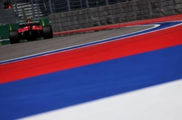 2018年F1第16戦ロシアGP、TV放送&タイムスケジュール