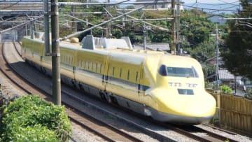 923形 新幹線電車 ドクターイエロー 東海道新幹線 三島~新富士間 駅弁