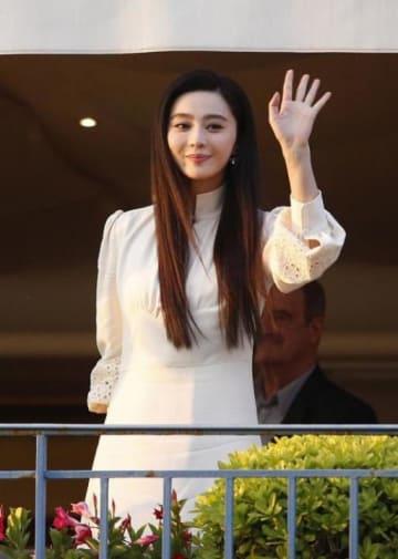 脱税疑惑の女優ファン・ビンビンの失踪騒ぎ、中国当局が初めて言及「現在も調査中」―台湾メディア