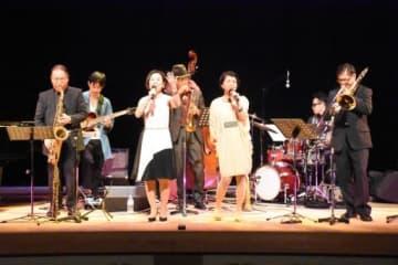 4団体が迫力ある演奏を披露した「ジャズの祭典」