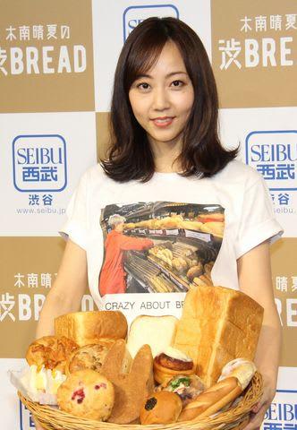 パンのフェスティバル「木南晴夏の渋BREAD」でトークイベントを行った木南晴夏さん