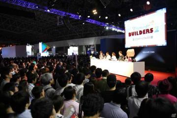 ステージには多くのファンがつめかけ、大盛り上がりとなった