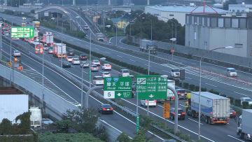 3連休最終日 Uターンピーク 東北道で33km渋滞