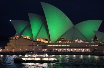 シドニー・オペラハウスがカーボン・ニュートラルに