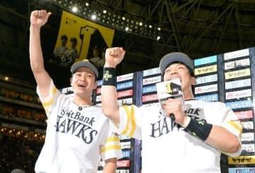 ソフトバンク、日本ハムに「7連勝返し」 6ゲーム差に突き放しCSへ追い風
