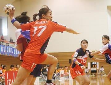アランマーレ連敗 ハンド日本リーグ女子