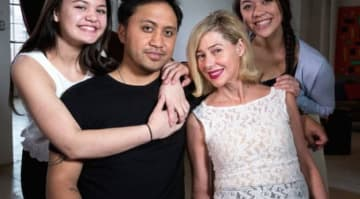 Mary Kay Letourneau, Vili Fualaau, Audrey and Georgia for ABC News '20/20'