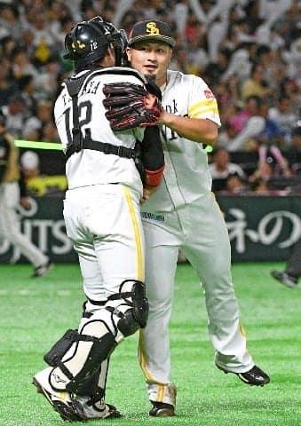ソフトB森6試合6連続セーブ プロ野球タイ記録