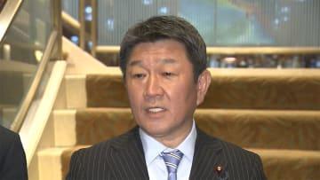 日米貿易協議が延期 米側の申し入れ受け...