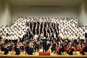 「第九」1世紀の歓喜 会津若松・演奏会、松江豊寿の魂が結ぶ縁