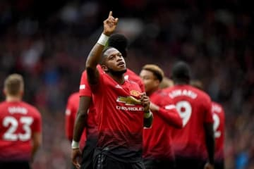移籍後初ゴールがメモリアル弾に。今後の活躍にも期待がかかるフレッジ photo/Getty Images