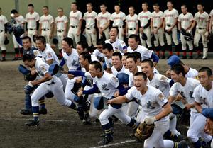 聖光学院4連覇 終盤に大量得点、秋季高校野球福島県大会