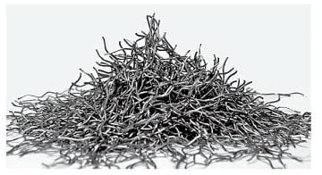 安田工業の鋼繊維、新日鉄住金の棒線事業ブランドに