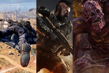 アクション満載のゲームプレイを収めた『Call of Duty: Black Ops 4』海外ローンチトレイラー!