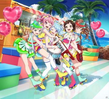 「バンドリ! ガールズバンドパーティ!」にて「高校生バイト応援ソングをつくろう!バンド」記念キャンペーンが開催!