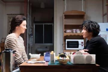 NHKの連続テレビ小説「半分、青い。」第153回の一場面(C)NHK