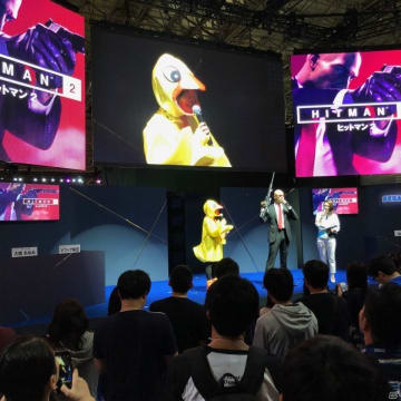 「ヒットマン2」東京ゲームショウ2018ステージイベントのオフィシャルレポートが到着!