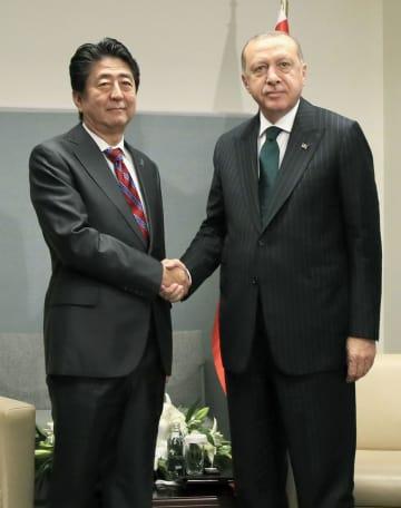Japan-Turkey talks