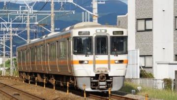 313系電車 普通列車浜松行 東海道本線 三島~沼津間 弁当 駅弁