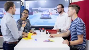 自動運転を含めた新たな先進運転支援システム(ADAS)の開発に仮想テストドライブの導入を加速させるフォルクスワーゲングループ