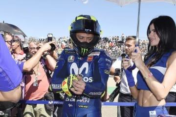 MotoGPアラゴンGP:未勝利続くヤマハ。ロッシ、「トップ10に入るために最大限の力が必要」と現状語る