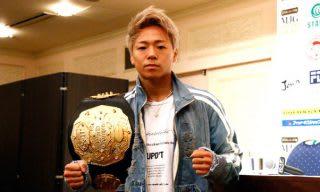 初回KOの圧勝を収めた武尊。気になる皇治戦について語った。