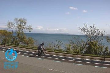 サイクリング専用アプリ「BIWAICHI Cycling Navi」が走行時の自動撮影機能を搭載