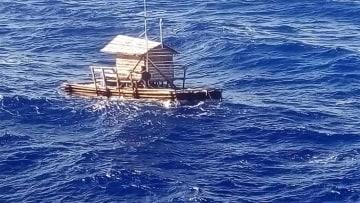 49日漂流 18歳の少年が奇跡の生還