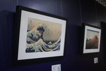 浮世絵巨匠展が上海で開催 166点展示