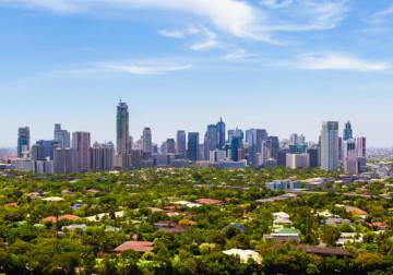 フィリピン・マニラ(「Getty Images」より)