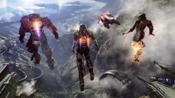 Biowareが新作アクションRPG『Anthem』アルファ段階終了を報告、チーム内では『Baldur's Gate』開発時のような熱気も
