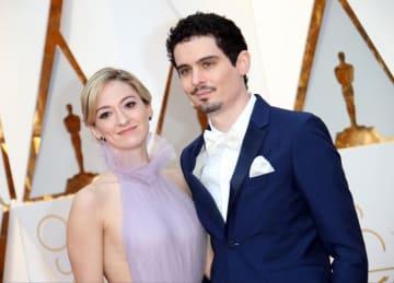 ご結婚おめでとうございます! -オリヴィア・ハミルトン&デイミアン・チャゼル監督 - Dan MacMedan / Getty Images