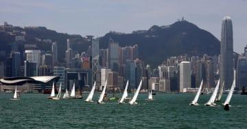 香港で「オータムレガッタ」開催