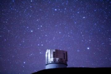 米ハワイ島にある「すばる望遠鏡」(国立天文台提供)