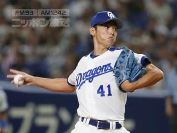 中日 浅尾 浅尾拓也 中日ドラゴンズ ドラゴンズ プロ野球 引退 落合監督