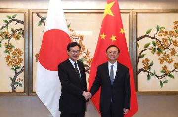 蘇州で中日第5回ハイレベル政治対話 正常軌道に沿った関係発展で合意