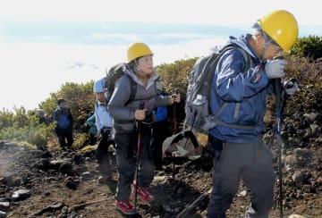 4 yrs after Mt. Ontake eruption