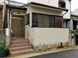 地域活動の拠点として活用が進められる空き家=神戸市兵庫区(神戸市提供)
