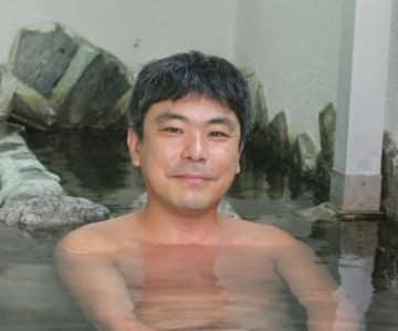 日本、台湾、韓国に点在する温泉地を10カ月以内に踏破するスタンプラリーを達成した別府市の杉本博樹さん